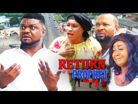 Return Of The Prophet Season 1 *New Hit* Ken Erics And Mary Igwe 2019 Trending Nollywood Movie