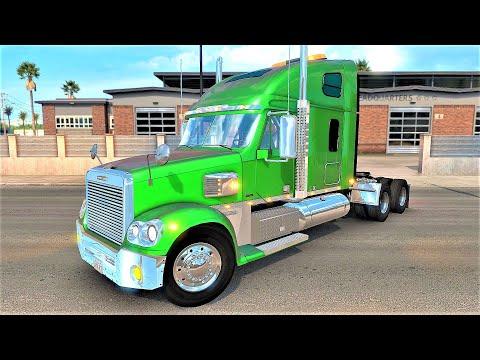 Freightliner Coronado + patch 1.37