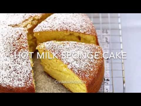 torta al latte caldo - ricetta