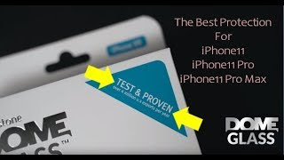 video thumbnail iPhone 11 Pro Tempered Glass Screen Protector youtube