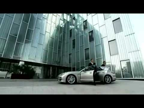 Porsche Panamera Official Promotional Video