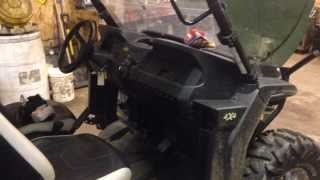 8. 2013 john deere gator RSX850I electrical problems