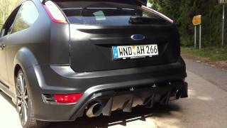 Ford Focus RS Sound