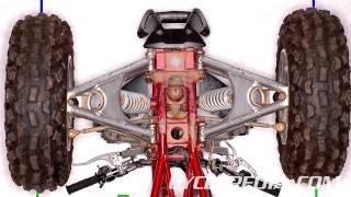 8. ATV Front end Alignment