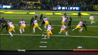 Matt Kalil vs Oregon 2011