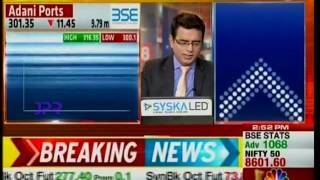 CNBC Awaaz Aakhri Sauda, 26 Oct 2016 - Mr. Mayuresh Joshi, Angel Broking