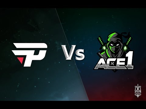Pain Gaming vs Ace1: Game 1 | LATAM Valor Series Season 3 | Week 5