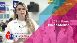 Clinic Farma - Dia Do Médico