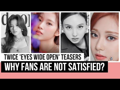 Why Fans Are Disatisfied With TWICE I Can't Stop Me Teasers