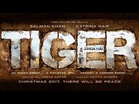 Video Tiger Zinda Hai first look: Salman Khan, Katrina Kaif are Back in this thriller download in MP3, 3GP, MP4, WEBM, AVI, FLV January 2017