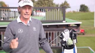 High Ball/Low Ball Tip From Bernhard Langer