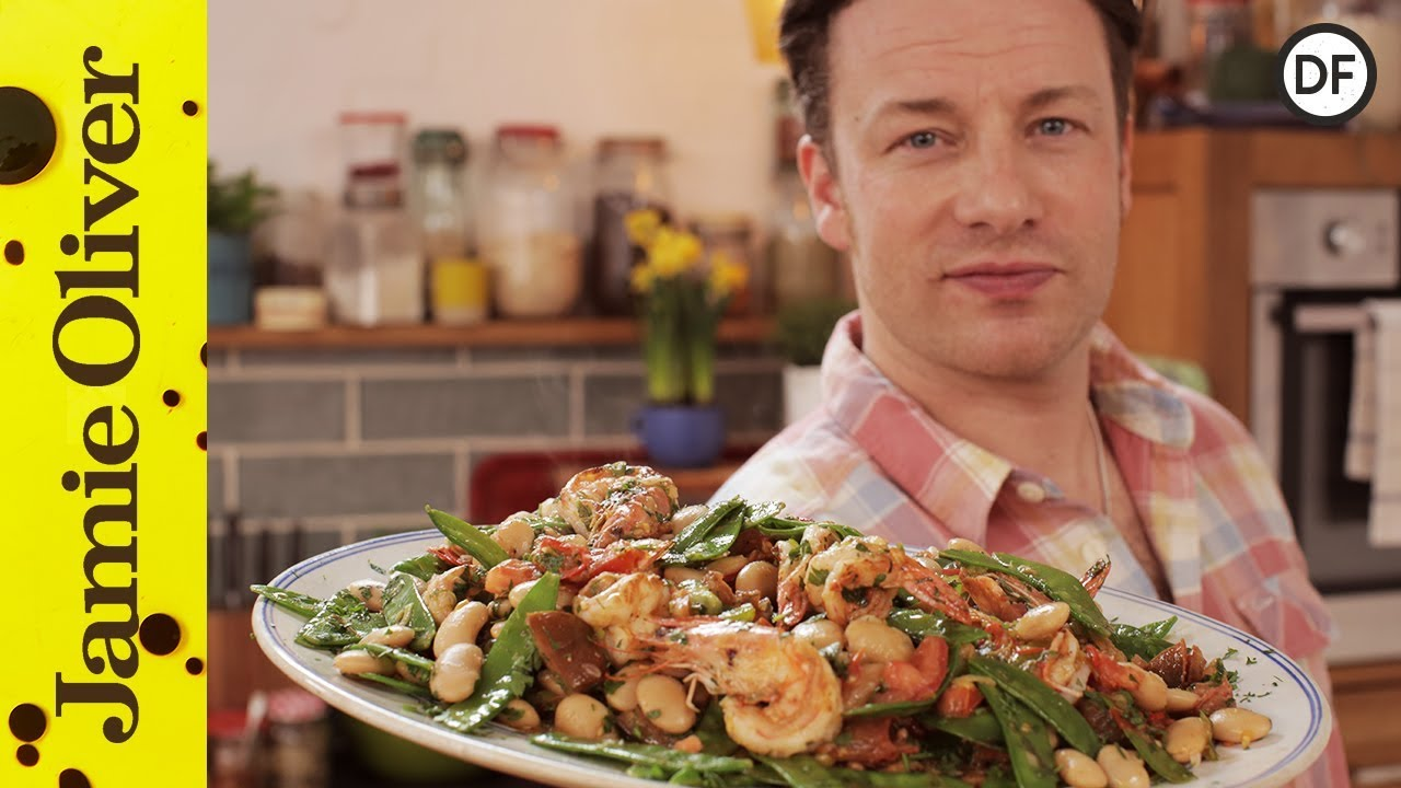 Pasta and salmon recipe jamie oliver