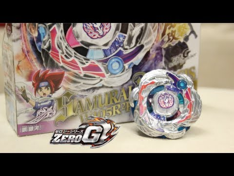 bbg - Gingka is BACK in the Beyblade ZeroG series, and Samurai Pegasis comes back with 105 Right Rubber Flat. Let's see what's instore for us here on BeybladeGeeks...