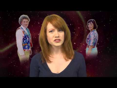 """Richelle Mead on the """"out there"""" Sixth Doctor"""