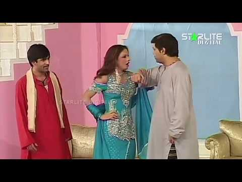 Video Sajan Abbas, Naseem Vicky and Tahir Noushad New Pakistani Stage Drama Full Comedy Clip download in MP3, 3GP, MP4, WEBM, AVI, FLV January 2017
