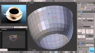 3D моделирование. Blender. Урок 2. Часть 1