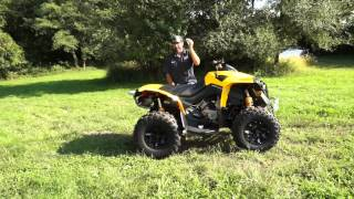 7. 2013 Can-Am Renegade 1000!