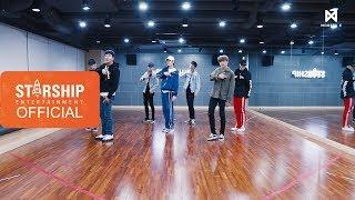 Video [Dance Practice] 몬스타엑스 (MONSTA X) - DRAMARAMA MP3, 3GP, MP4, WEBM, AVI, FLV April 2018