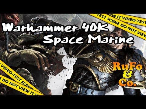 Vidéo-Test - Warhammer 40,000: Space Marine
