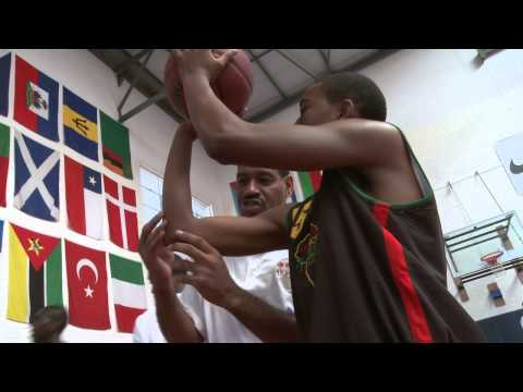 Basketball Without Borders Memories: Africa