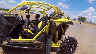 9. Maverick XMR vs RZR Highlifter GOING DEEP!