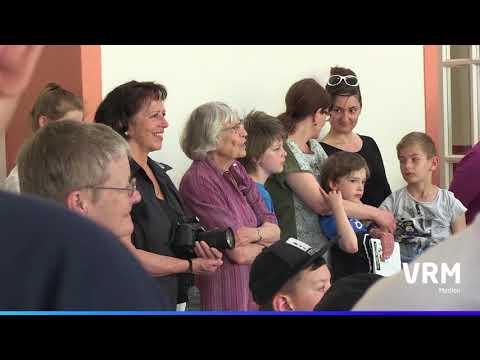 Mainz: Disneyzeichner im Landesmuseum - live