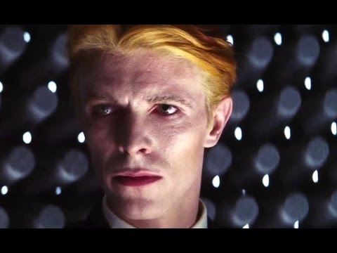 THE MAN WHO FELL TO EARTH Official Remastered Trailer (2016) David Bowie Sci-Fi Movie HD