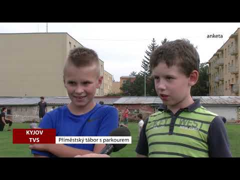 TVS: Deník TVS 23. 7. 2018