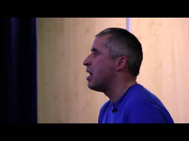 Clip 1: Dean Dunbar talking at the ATS – 23.01.16