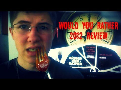 Would You Rather 2012 review