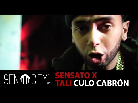 descargar download hd mp4 gratis Sensato ft Tali - Culo Cabron - Video Oficial 2016