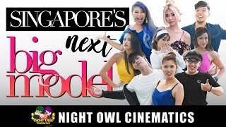 Video Singapore's Next Big Model! MP3, 3GP, MP4, WEBM, AVI, FLV September 2018