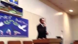 Teddy Afro Speaking at Ethiopian & Eritrean Friendship Award in San Jose California
