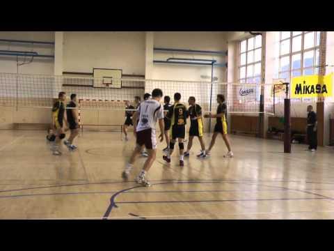Volejbal Revúca - Žilina