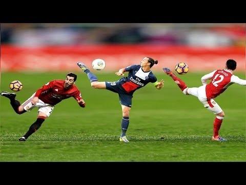 Top 20 Scorpion Kick Goals in Football History