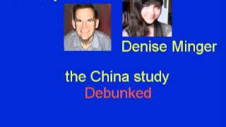 China Study Debunked By Denise Minger (part 1 Of 4)