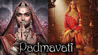 Video Padmavati FIRST LOOK OUT | Deepika Padukone Goddess Look In 2 Posters MP3, 3GP, MP4, WEBM, AVI, FLV Oktober 2017