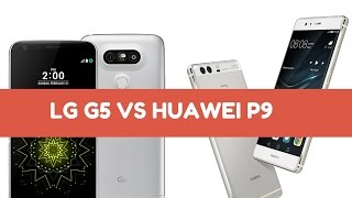 Video: LG G5 vs Huawei P9, video confronto ...