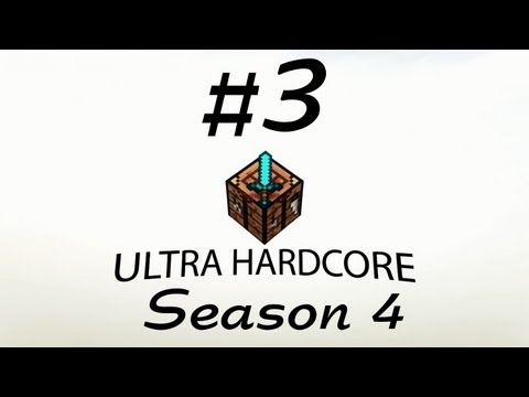 ПОДЗЕМНАЯ БАЗА (Minecraft - Ultra Gardcore - Season 4) #3
