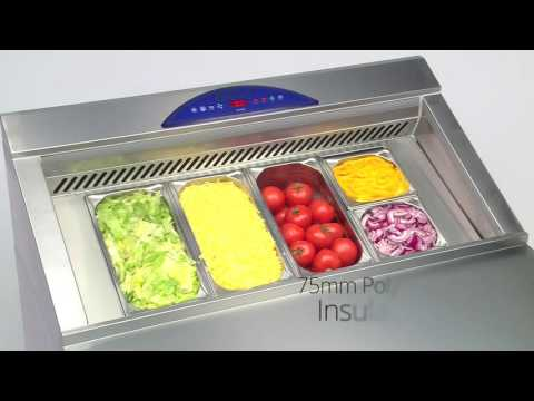 Williams Launches Compact Onyx Two Door Preparation Counter