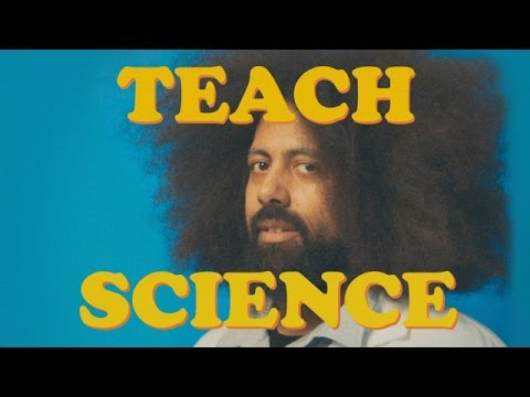 This Week's Top Comedy Video: Reggie Watts Teaches Science