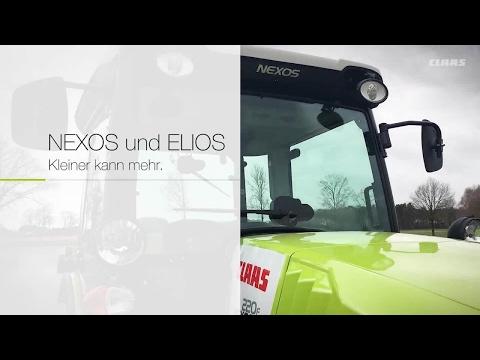 Webspecials NEXOS und ELIOS - Kleiner kann mehr / 2017 / de