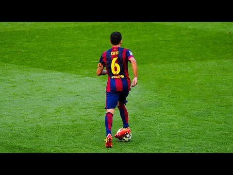 The Elegance of Xavi Hernandez