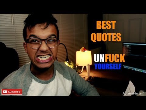 Best Quotes from Unfuck Yourself