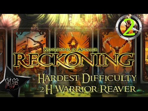 Kingdoms Of Amalur: Reckoning | Agarth The Fateweaver | PS3 Hard Mode 2