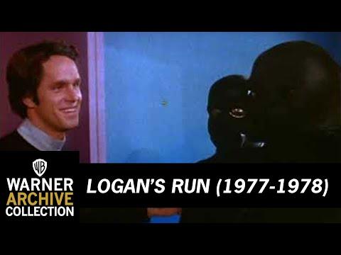 "Logans Run Complete Series  ""Crypt"" Clip"