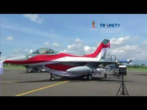 Download Video Hibah 24 Pesawat Tempur F-16