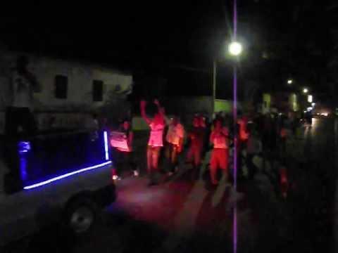 Caminhada   Semana Missionária em Iguatama