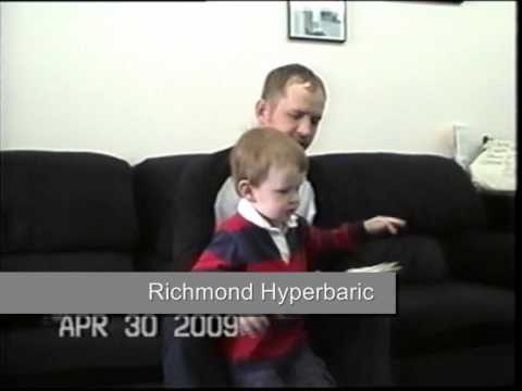 Healing Autism with Hyperbaric Oxygen Therapy