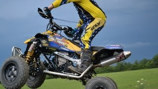 8. 2012 Can-Am DS450X MX